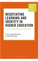 Negotiating Learning and Identity in Higher Education: Access, Persistence and Retention