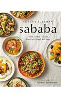 Sababa: Fresh, Sunny Flavors from My Israeli Kitchen