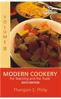 Modern Cookery for Teaching and the Trade (Volume - 2) 6th Edition
