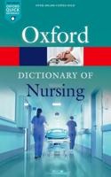 Dictionary of Nursing
