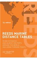 Reeds Marine Distance Tables: 60,000 Distances and 500 Ports Around the World