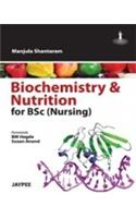 Biochemistry & Nutrition for Bsc Nursing