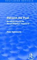 Petrarch the Poet