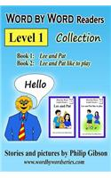Word by Word Readers: Level 1 Collection: Book 1 + Book 2