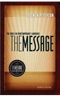 Message 10th Anniversary Reader's Bible-MS