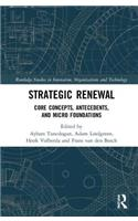 Strategic Renewal: Core Concepts, Antecedents, and Micro Foundations
