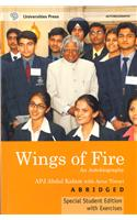 Wings Of Fire: An Autobiography (Abridged, Special Student Edition With Exercises)