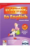 Playway to English, Level 4