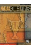 Myklas Contest Winners, Book 4: 10 Original Piano Solos from the Myklas Music Press Library