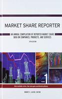 Market Share Reporter: 2 Volume Set