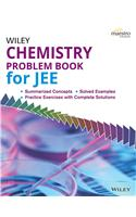 Wiley's Chemistry Problem Book for JEE