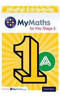 MyMaths for Key Stage 3: Teacher Companion 1A