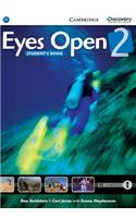 Eyes Open Level 2 Student's Book and Workbook with Online Practice Moe Cyprus Edition