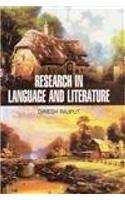 Research In Language And Literature