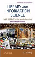 Library and Information Science for UGC-NET, SLET/JRF and Other Competitive Examinations
