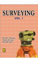 Surveying (Volume - 1) 16th Edition