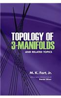 Topology of 3-Manifolds and Related Topics
