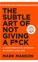 Subtle Art Of Not Giving A F*ck