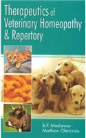 Therapeutics of Veterinary Homeopathy & Repertory