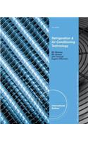 Refrigeration and Air Conditioning Technology, International Edition