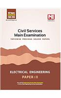 Civil Services Mains Exam: Electrical Engineering Solved Paper- Vol 2