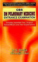 CBS DM Pulmonary Medicine Entrance Examination