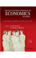 New Oxford Companion to Economics in India