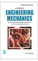 A Textbook Of Engineering Mechanics (U. P. Technical University, Lucknow)
