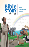 Bible Story Basics Reader Leader Guide Fall 2019