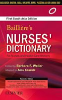 Bailliere's Nurses Dictionary for Nurses and Health Care Workers, 1st South Aisa Edition