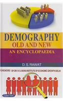 Demography: Old And New An Ency.(3 Vol.Set)