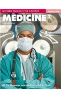 Oxford English for Careers: Medicine 2: Student's Book