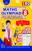 International Maths Olympiad - Class 8 (with CD)