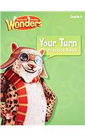 Reading Wonders, Grade 4, Your Turn Practice Book