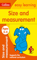 Size and Measurement: Ages 3-5