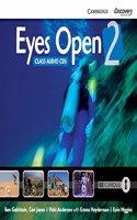 Eyes Open Level 2 Class
