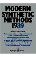 Modern Synthetic Methods 1989