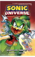 Sonic Universe 9: Babylon Rising