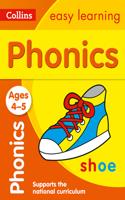 Phonics: Ages 4-5