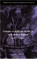 Contours of Death and Disease in Early Modern England