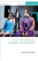 The Theatre of Simon Stephens