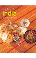 Food of India: [Indian Cookbook, Techniques, 84 Recipes]