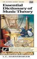 ESSENTIAL DICTIONARY OF MUSIC THEORY HG