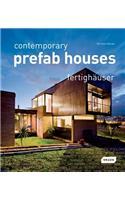 Contemporary Prefab Houses/Fertighauser