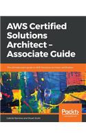Aws Certified Solutions Architect -Associate Guide