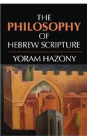 Philosophy of Hebrew Scripture