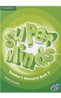 Super Minds Teacher's Resource Book 2