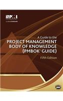 guide to the Project Management Body of Knowledge (PMBOK guide)