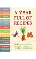 Year Full of Recipes