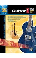 Alfred's Max Guitar, Bk 1: See It * Hear It * Play It, Book & DVD